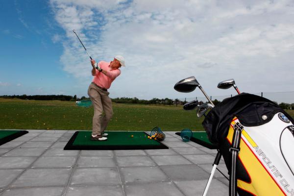 Lessons at Texel Golf School